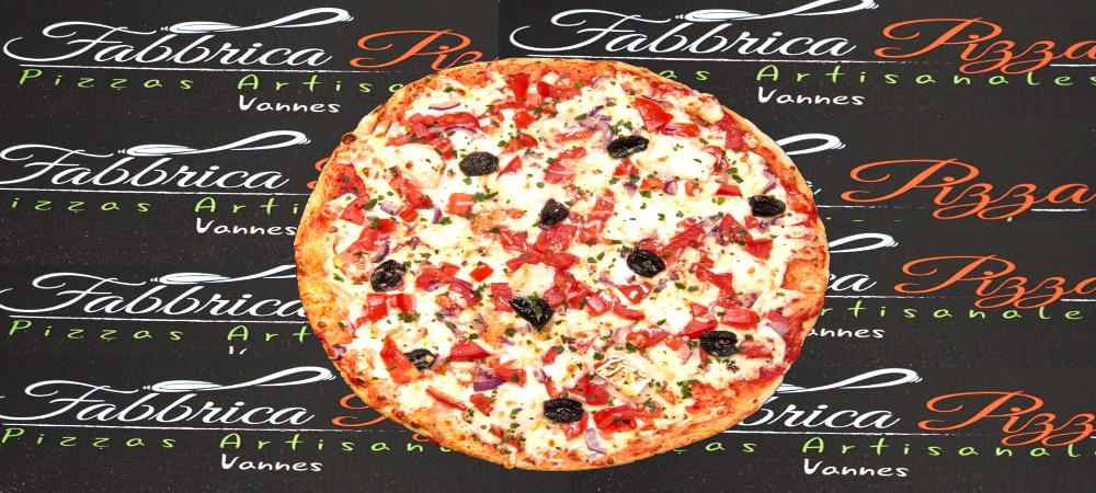 pizza sur boites